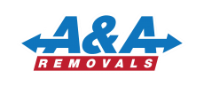 A&A Removals Logo